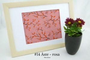 #14 Aeste - rosa