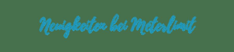 Neuigkeiten und soziale Netzwerke bei Meterlimit Stoff jersey Stoffgeschäft