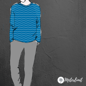 Männershirt Designbeispiel cropped
