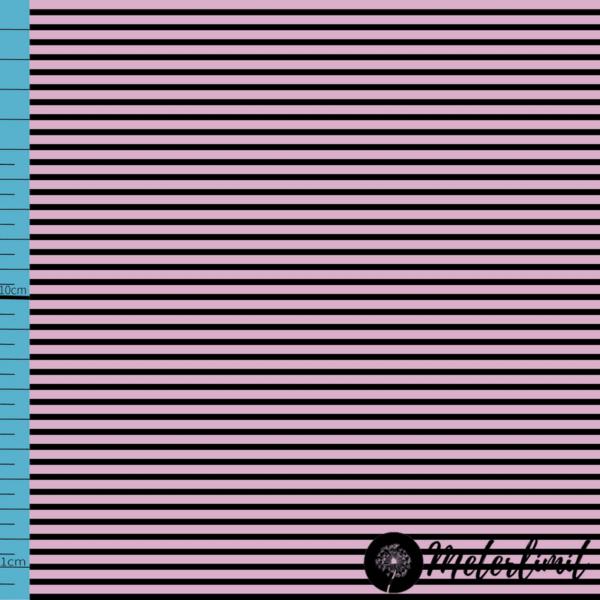 MLBSL-#00014 Schwarze Linien Pink Lavender rosa Baumwolljersey Vorlage_ Maßband+Logoxcf cropped