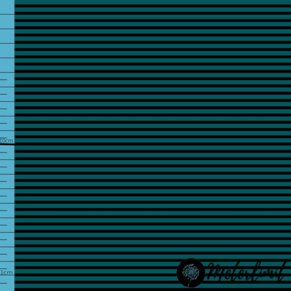 MLBSL-#0006 Schwarze Linien Shaded Spruce petrol Baumwolljersey Vorlage_ Maßband+Logoxcf cropped